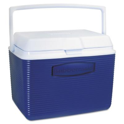 RUBBERMAID HOME PRODUCTS Victory™ 24 qt Cooler, Modern Blue