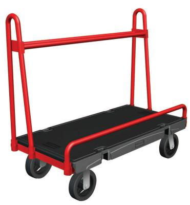 RUBBERMAID COMMERCIAL A-FRAME PANEL TRUCK 24X48