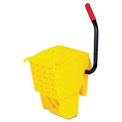 RUBBERMAID COMMERCIAL WaveBrake Side-Press Wringer, Yellow
