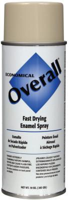 RUST-OLEUM Overall Economical Fast Drying Enamel Aerosols, 10 oz Aerosol Can, Gloss Brown