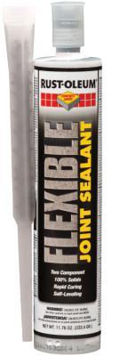 RUST-OLEUM Concrete Saver Flexible Joint Sealant, 22 oz , Light Gray