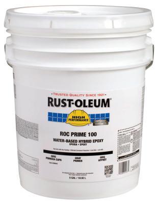 Rust-Oleum ROC-PRIME 100 GRAY PRIMER 5-GALLON