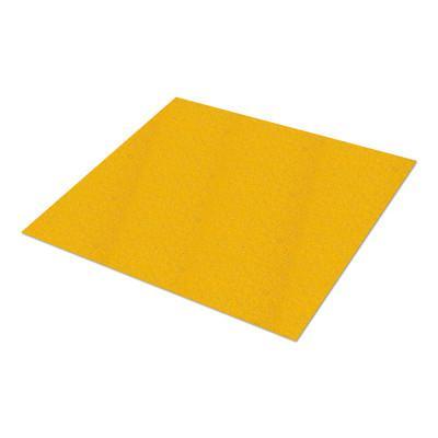 SAFESTEP SafeStep Anti-Slip Sheeting, 47 in x 47 in, Yellow