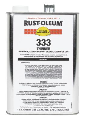 RUST-OLEUM Rust-Oleum® High Performance 333 Thinner