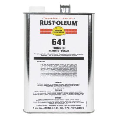 RUST-OLEUM 641 Thinner