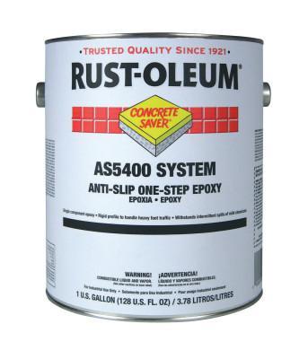 Rust-Oleum 402 BLACK ANTI-SLIP ONE-STEP EPOXY FLOOR