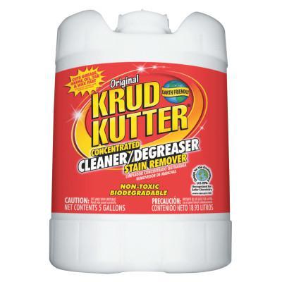 RUST-OLEUM Krud Kutter Original Krud Kutter Cleaner/Degreasers, 5 gal Pail