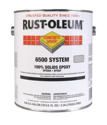 RUST-OLEUM 1 Gal. 100%S Floor Coating Base Clear