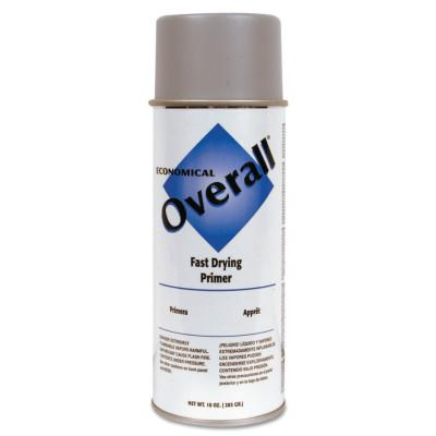RUST-OLEUM Overall Economical Fast Drying Enamel Aerosols, 10 oz, Sandable Gray Primer