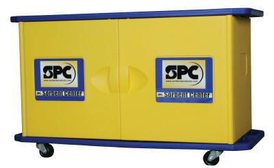 BRADY SPC SORBENT CENTER-MOLDED &PACKAGED PER SPECS