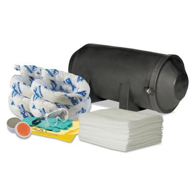BRADY Poly-Edge Mountable Spill Kits, Oil Only, 15 in x 19 in