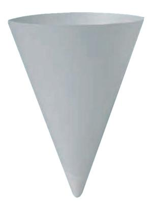 SOLO Paper Cone Water Cups, 7 oz, White