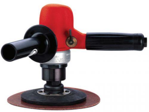 SIOUX TOOLS Vertical Sanders, 7 in Pad, 6,000 rpm, 1 hp