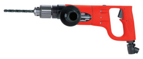 """SIOUX TOOLS 1/2"""" 550RPM GRIP PNEUMATIC DRILL 1/2""""-20 SPI"""