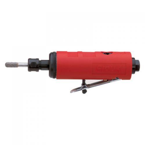 SIOUX TOOLS Straight Die Grinders, 1/4 in (NPT), 18,000 rpm, 1 hp