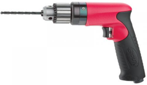 "SIOUX TOOLS 3/8"" DRILL .6 HP NON-REVERSIBLE 2600 RPM"