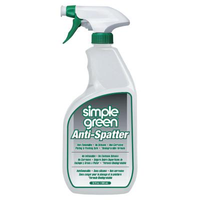 SIMPLE GREEN Anti-Spatters, 32 oz Plastic Container with Spray Trigger, Clear