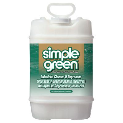SIMPLE GREEN Industrial Cleaner/Degreasers, 5 gal Pail