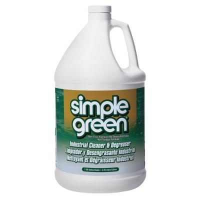 SIMPLE GREEN Industrial Cleaner/Degreasers, 1 gal Bottle