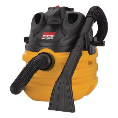 SHOP-VAC Peak HP Contractor Wet Dry Vacuums, 5 gal, 6.0 hp, Accessories Included