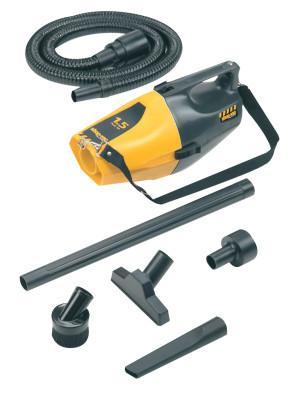 SHOP-VAC Hippo Portable Hand-Held Vacuum, 1 qt, 1 1/2 hp