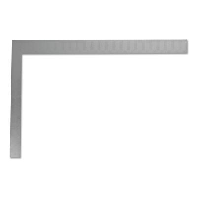 STANLEY Steel Rafter Squares, 16in x 24in, Back-1/16, 1/10, 1/12in; Face-1/16, 1/8in