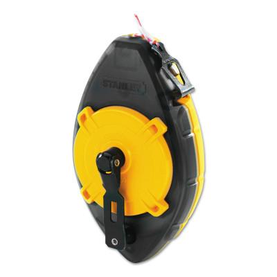 STANLEY PowerWinder Chalk Reels, 100 ft