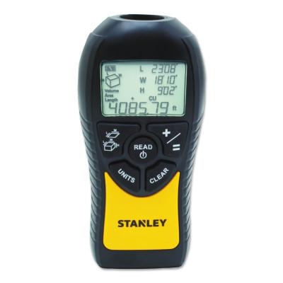 STANLEY IntelliMeasure Distance Estimators, 3 Functions, 40 ft Range