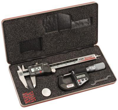 Caliper & Micrometer Sets
