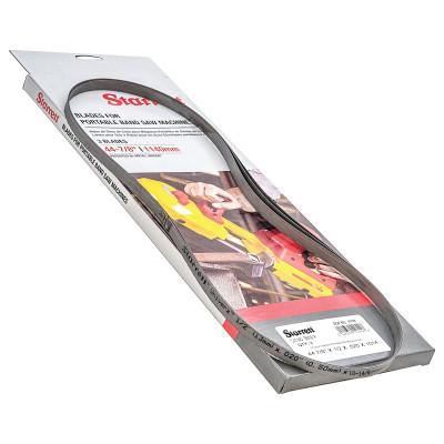L.S. STARRETT Powerband Matrix II HSS Bi-Metal Portable Bandsaw Blade, 10/14 TPI