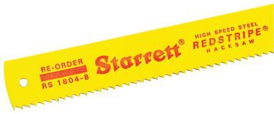 """L.S. STARRETT RS1810-6 18"""" 10TPI REDST"""