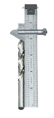 L.S. STARRETT 22C DRILL POINT GAGE 59DEGREE BEVEL  32NDS GRAD