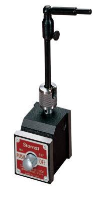 L.S. STARRETT 657A MAGNETIC BASE W/657