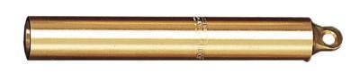 L.S. STARRETT Innage Oil-Gaging Plumb Bobs, 20 oz, Brass