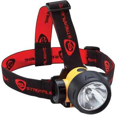 STREAMLIGHT Trident Headlamps, 3 AAA, 24 lumens