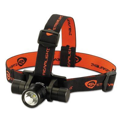 STREAMLIGHT Streamlight® ProTac HL® Headlamp, (2) 3V CR123A, 20 to 635 lumens, Black
