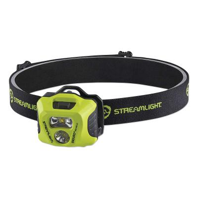 STREAMLIGHT Enduro Pro HAZ-LO Headlamp, 3-AAA Batteries, Spot/Flood/Combo