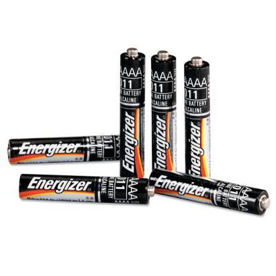 STREAMLIGHT Alkaline Batteries, 1.5 V, AAAA