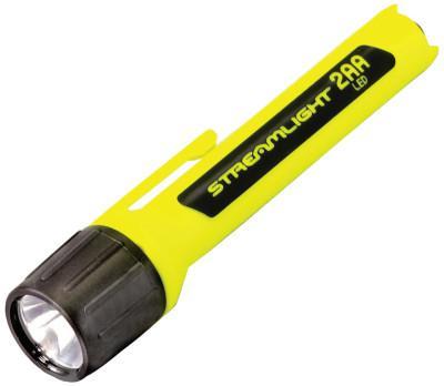 STREAMLIGHT ProPolymer Flashlights, 2 AA, 25 lumens