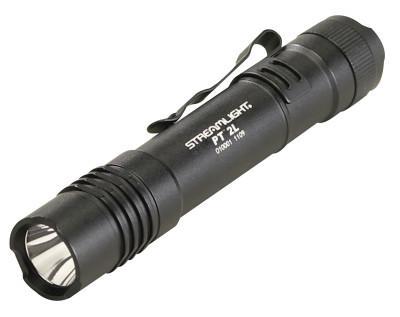 STREAMLIGHT ProTac® 2L Flashlight, 2-3 V Lithium Batteries, Max 4,000 Lumens, Black