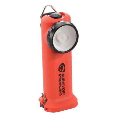 STREAMLIGHT Survivor LED Flashlight, 175 Lumens, Orange