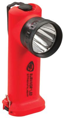 STREAMLIGHT Survivor LED Flashlights, 4 AA, 175H/60L Lumens, Yellow