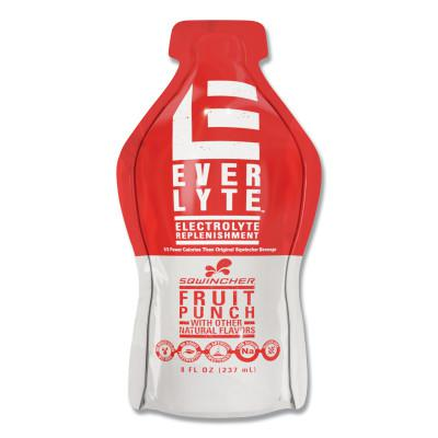 SQWINCHER EverLyte™ Ready-To-Drink, 8 fl oz, Fruit Punch, Hydration Pouch