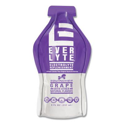 SQWINCHER EverLyte™ Ready-To-Drink, 8 fl oz, Grape, Hydration Pouch