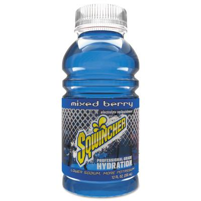 SQWINCHER Ready-To-Drink, 12 oz, Bottle, Mixed Berry