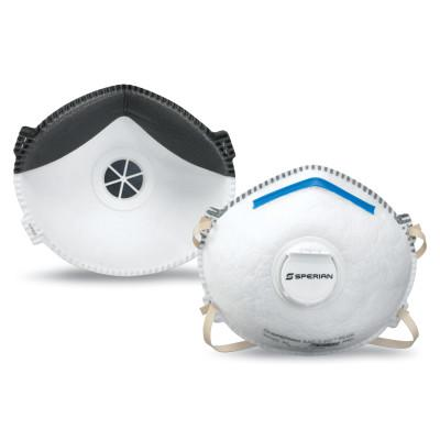 HONEYWELL NORTH SAF-T-FIT PLUS N1125 Particulate Respirators, Half Facepiece, X-Large