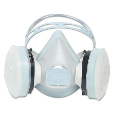 HONEYWELL Freedom Cartridge Respirators, Medium w/P100 Repirator