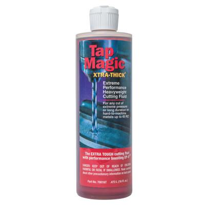 TAP MAGIC XTRA-THICK Cutting Fluids, 16 oz, Bottle