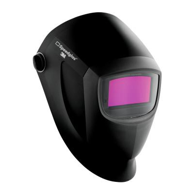 3M Speedglas 9002NC Welding Helmets, Black/Silver, 4.09 in x 2.13 in, 8-12 Shade