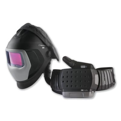 ADFLO Adflo™ PAPR HE System w 3M™ Speedglas™ Welding Helmet 9100-Air, 35-1101-30iSW